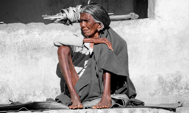 Orissa: i tatuaggi delle donne Kondh