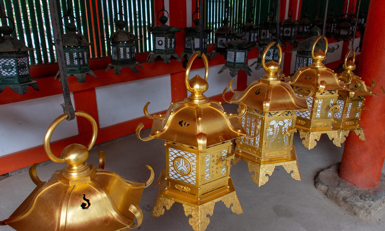 Nara, Kasuga Taisha